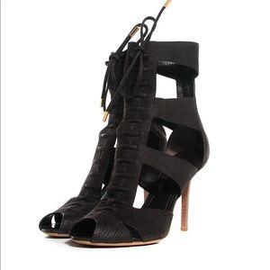 LV Nubuck Buffalo Cortu Sandals